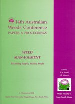 14th Australian Weeds Conference