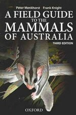Field guide to mammals of Australia ed3