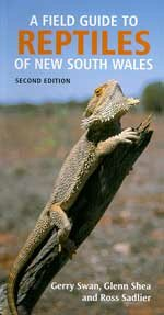 Field guide to reptiles of New South Wales,