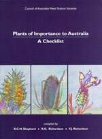 Plants of importance to Australia