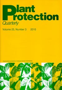 Plant Protection Quarterly